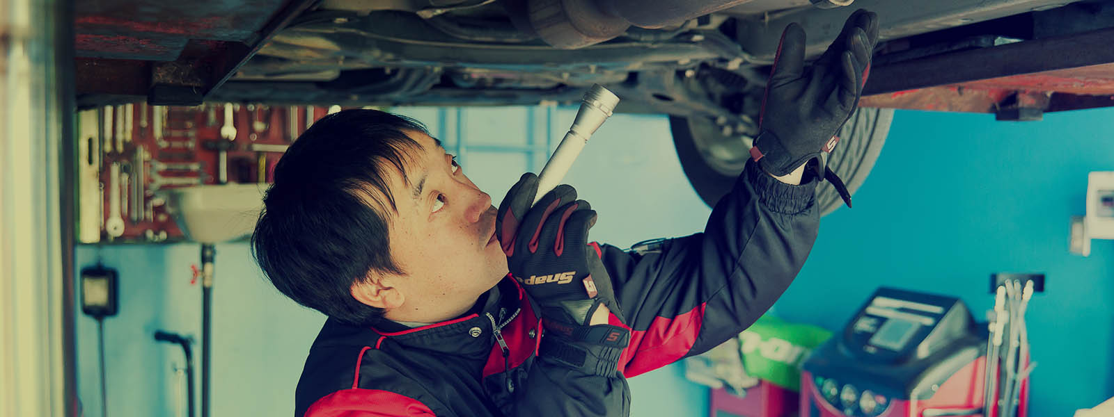 松田石油の車検